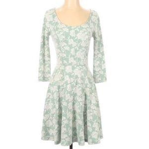 🌵LC Lauren Conrad Floral A-Line Dress